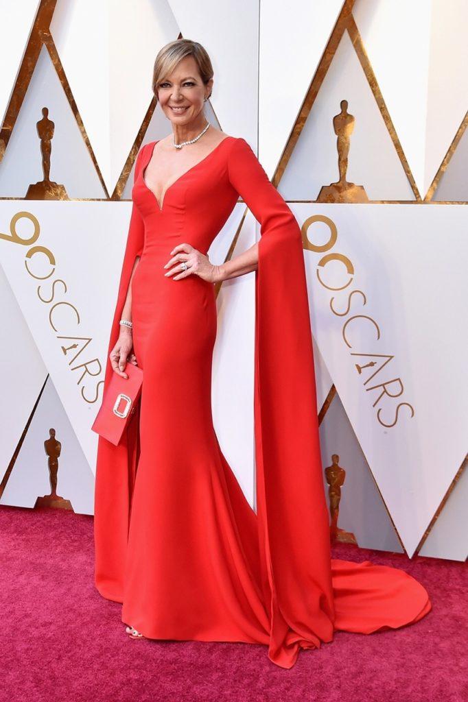 Vestidos Que Atravessaram O Tapete No Oscar 2018 Tribuna