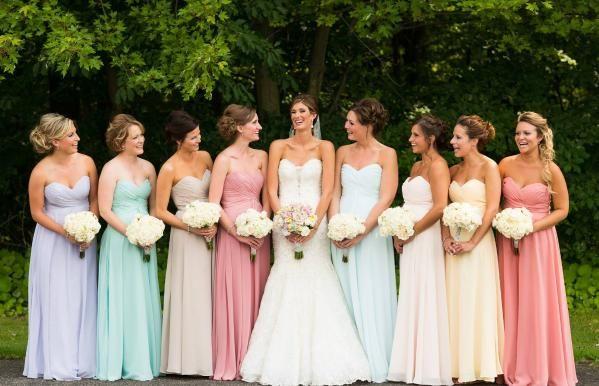 edfe9ceafaa4 7 dicas para escolher o vestido de madrinha de casamento perfeito ...