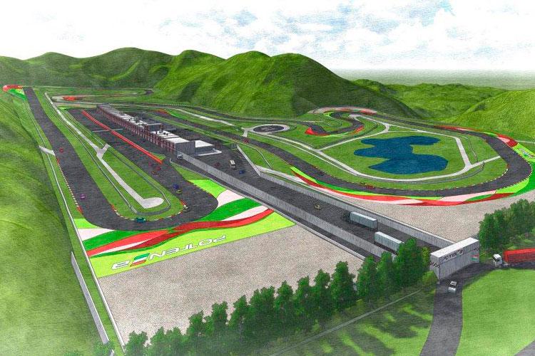 Projeção-Autódromo-Lima-Duarte-BR-267-2