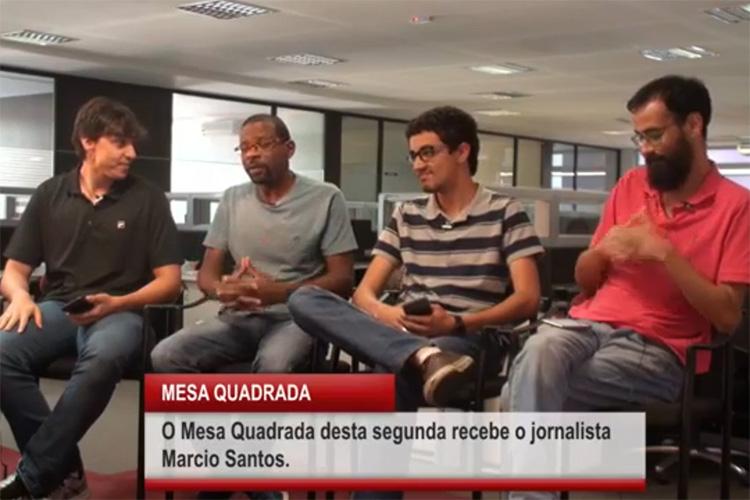 Imagem: Mesa Quadrada repercute fim de semana do Brasileirão