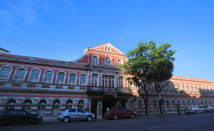 Centro Cultural Bernardo Mascarenhas