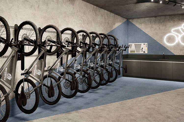 biicicletario