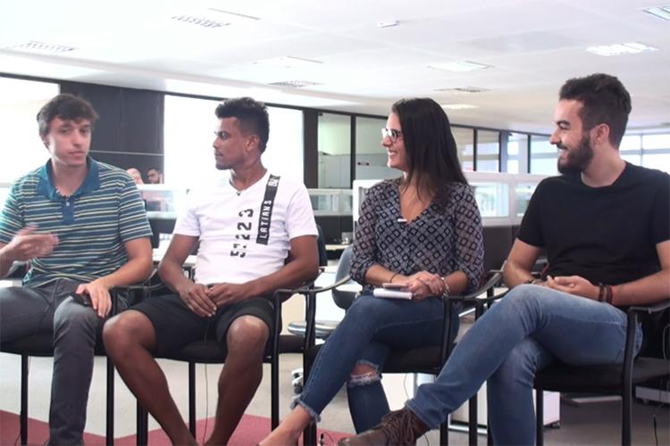 Imagem: Mesa Quadrada recebe Bello Soares, o 'Pelé do Futevôlei'