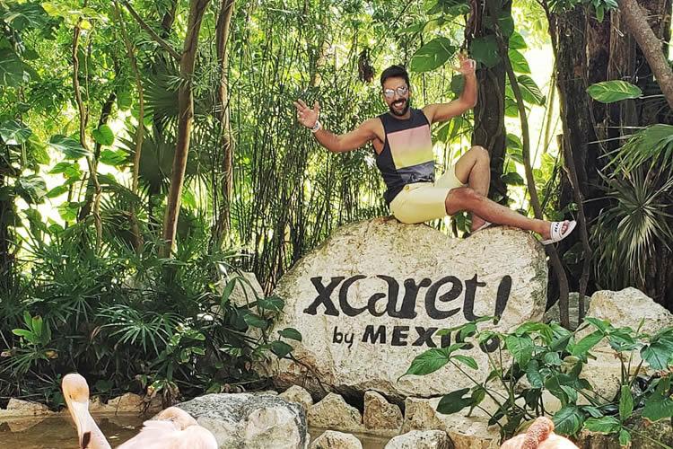 Imagem: Como conhecer Xcaret no México em 1 dia
