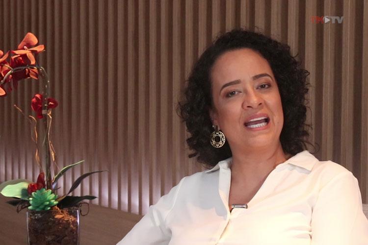 Imagem: Leila Abrahão conversa com o fundador da Iclips sobre gestão de pessoas