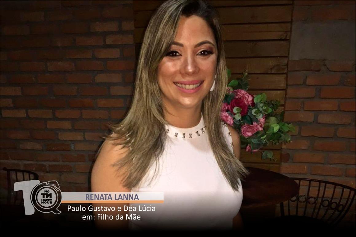 Imagem: Paulo Gustavo e Dea Lúcia em: Filho da Mãe