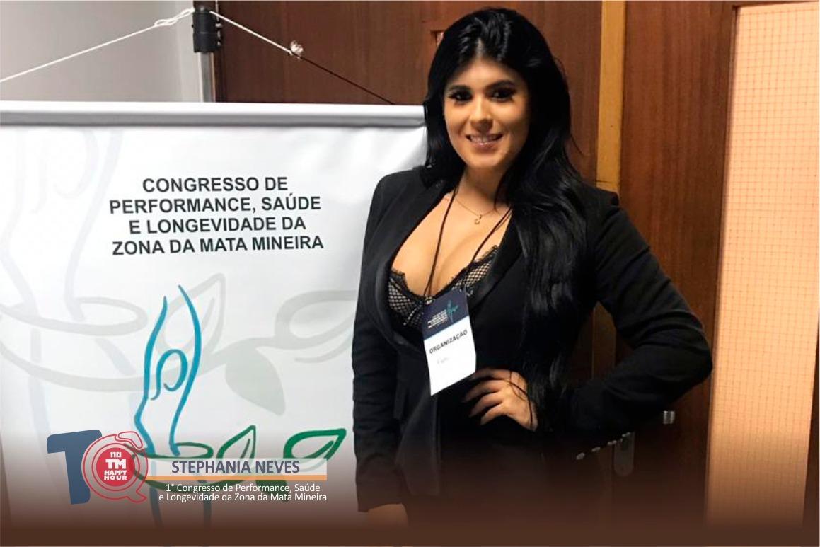 Imagem: 1° Congresso de Performance, Saúde e Longevidade da Zona da Mata Mineira