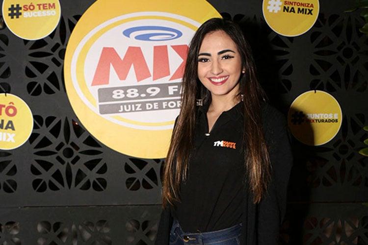 Imagem: Lançamento da Rádio Mix JF