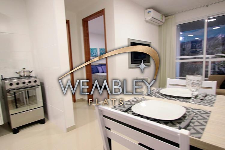 Imagem: Wembley Flats: momento certo para quem quer investir em imóveis