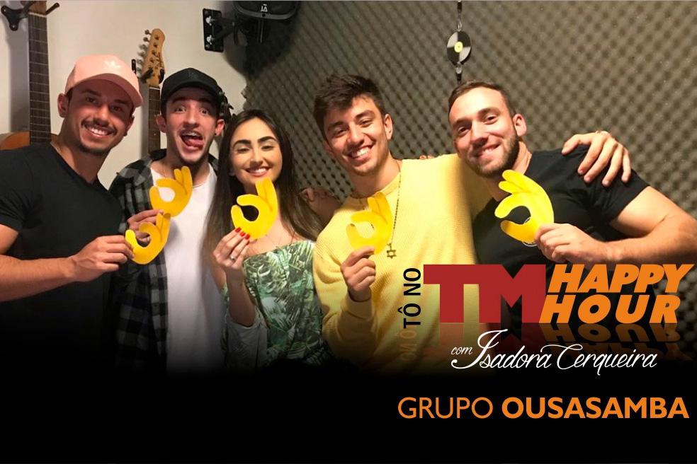 Imagem: #Tonotmhappyhour com Isadora Cerqueira: Ousasamba