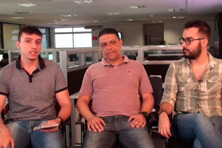 Imagem: Treinador Helton Mota fala sobre a final da Libertadores