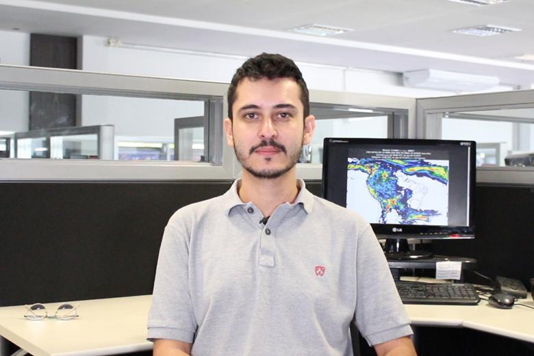 Imagem: Previsão do tempo 06-11-2019