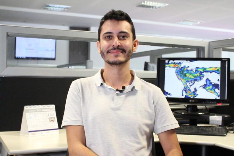 Imagem: Previsão do tempo 26-12-2019