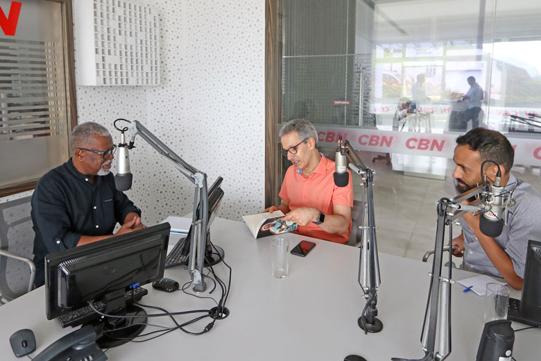 Imagem: Pequeno Expediente recebe o governador Romeu Zema