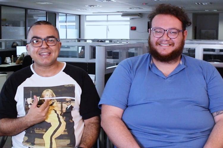"""Imagem: Júlio Black e Renan Ribeiro comentam estreia de """"Jumanji – Próxima Fase"""""""