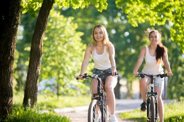 Do lazer ao esporte: a bike pode se transformar numa rotina prazerosa