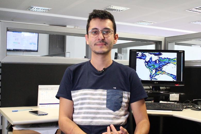 Imagem: Previsão do tempo 08-01-2020