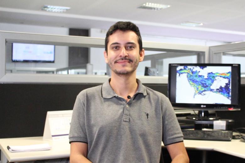 Imagem: Previsão do tempo 14-01-2020