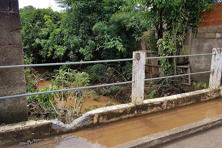 Imagem: Moradores de Igrejinha contabilizam prejuízos após as fortes chuvas