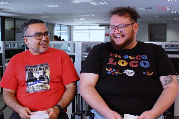 Imagem: Júlio Black e Renan Ribeiro comentam a estreia de Dolittle e outros três filmes