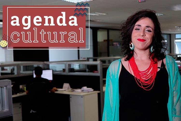 Imagem: Agenda cultural 13-02-2020
