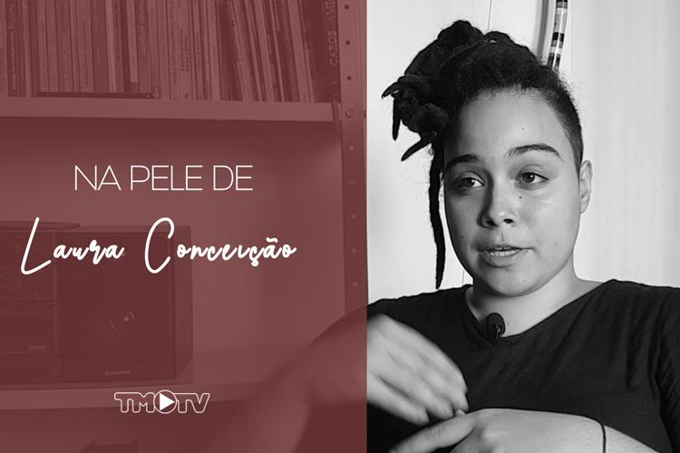 Imagem: Laura Conceição e a missão de usar a arte para ajudar outras mulheres