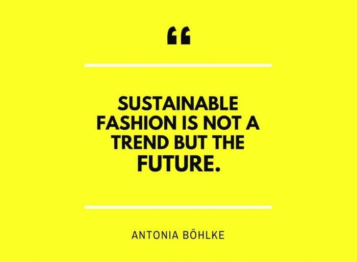 moda consciente e moda sustentável