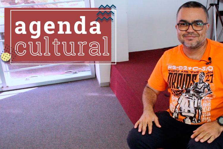 Imagem: Agenda Cultural 06-03-2020