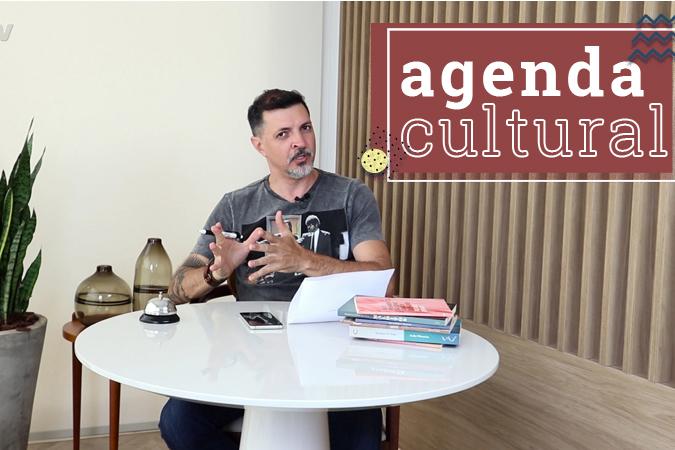 Imagem: Agenda Cultural (de sofá) 19/03/2020