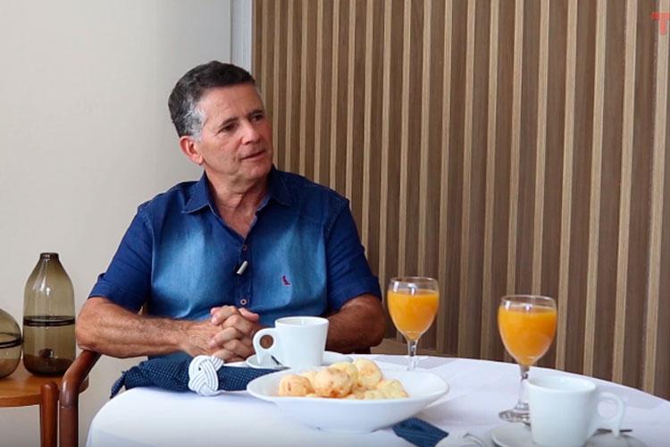 Imagem: Café com Sérgio Rodrigues – Andrileia do Carmo