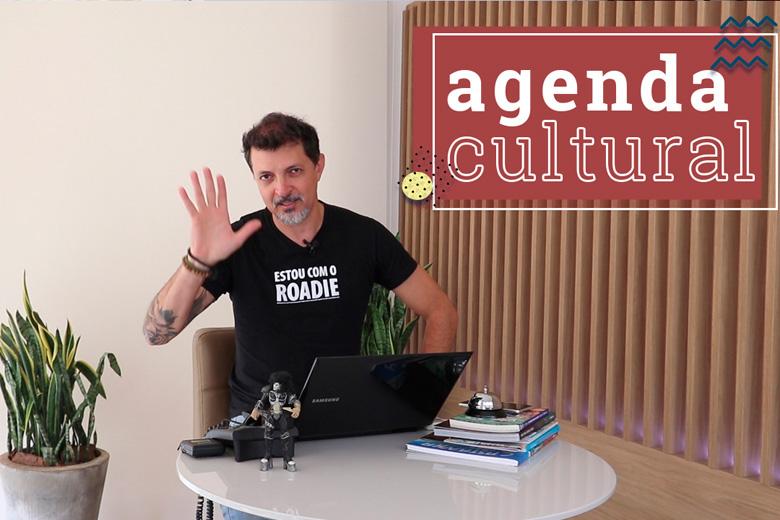 Imagem: Agenda Cultural 12-03-2020