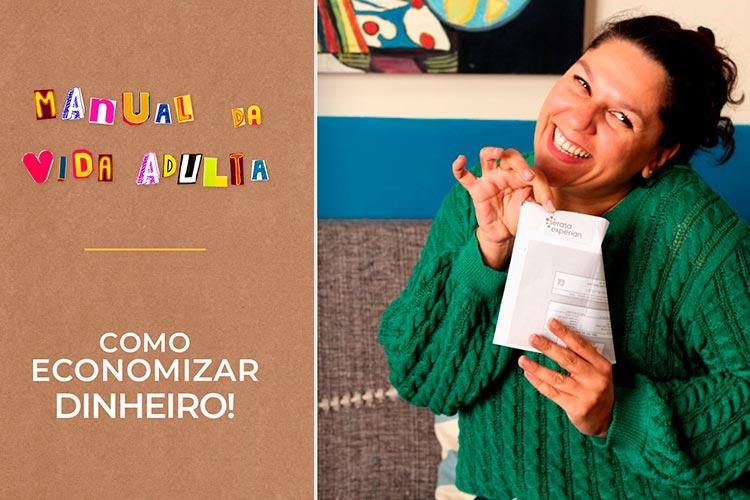 Imagem: Manual da Vida Adulta | Como economizar dinheiro?