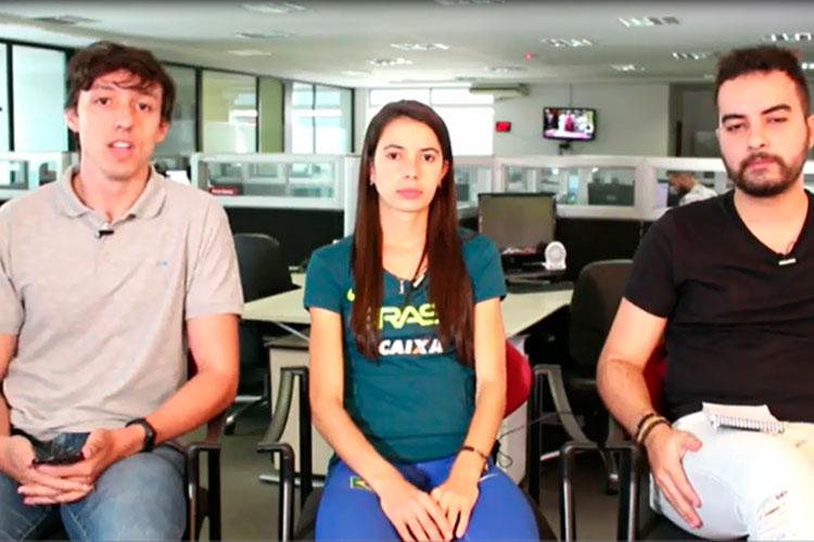 Imagem: Mesa Quadrada recebe Amanda Oliveira, melhor brasileira no Pan de Cross Country