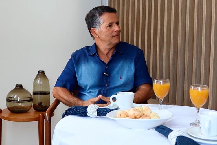 Imagem: Café com Sérgio Rodrigues – Silvia Martins