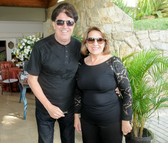 Marilda Ferreira e João Carlos Amaral: Foto: Andréa Ottoni