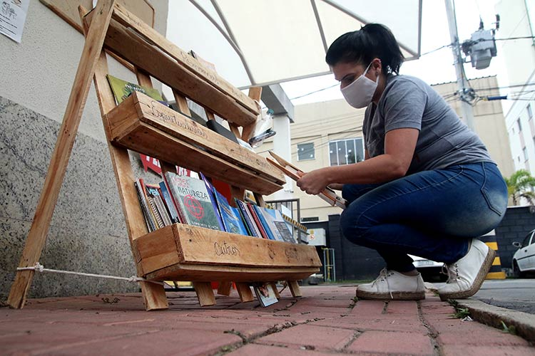 Imagem: Empreendedores do Bem – comunidade se mobiliza para vencer pandemia
