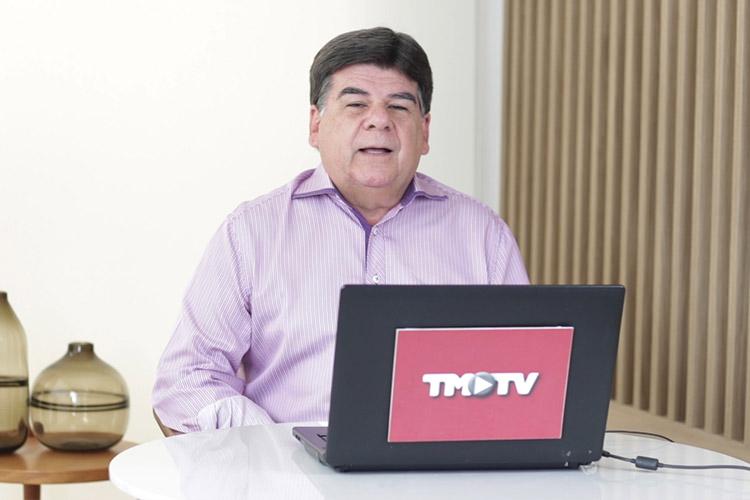 Imagem: Encontro com CR: Felippe Mota, empresário e economista