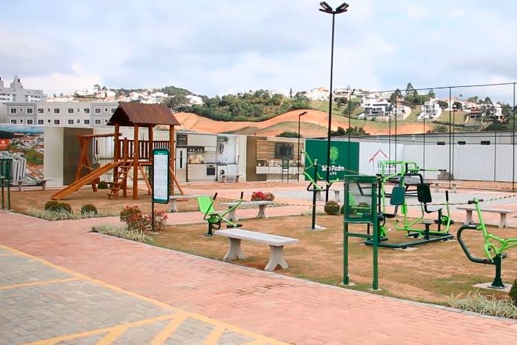 Imagem: Casa & Cia: Praça de Lazer São Pedro