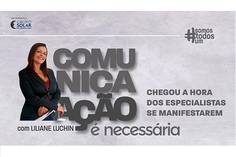 Imagem: Liliane Luchin estreia a live Inova S.A