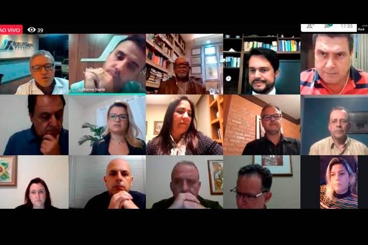Imagem: Tribuna media conversa sobre Minas Consciente