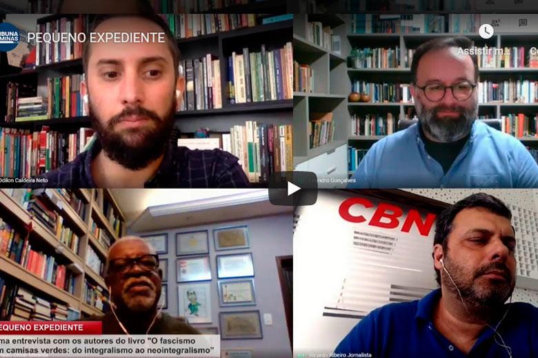 Imagem: Uma entrevista com os autores do livro 'O fascismo em camisas verdes'