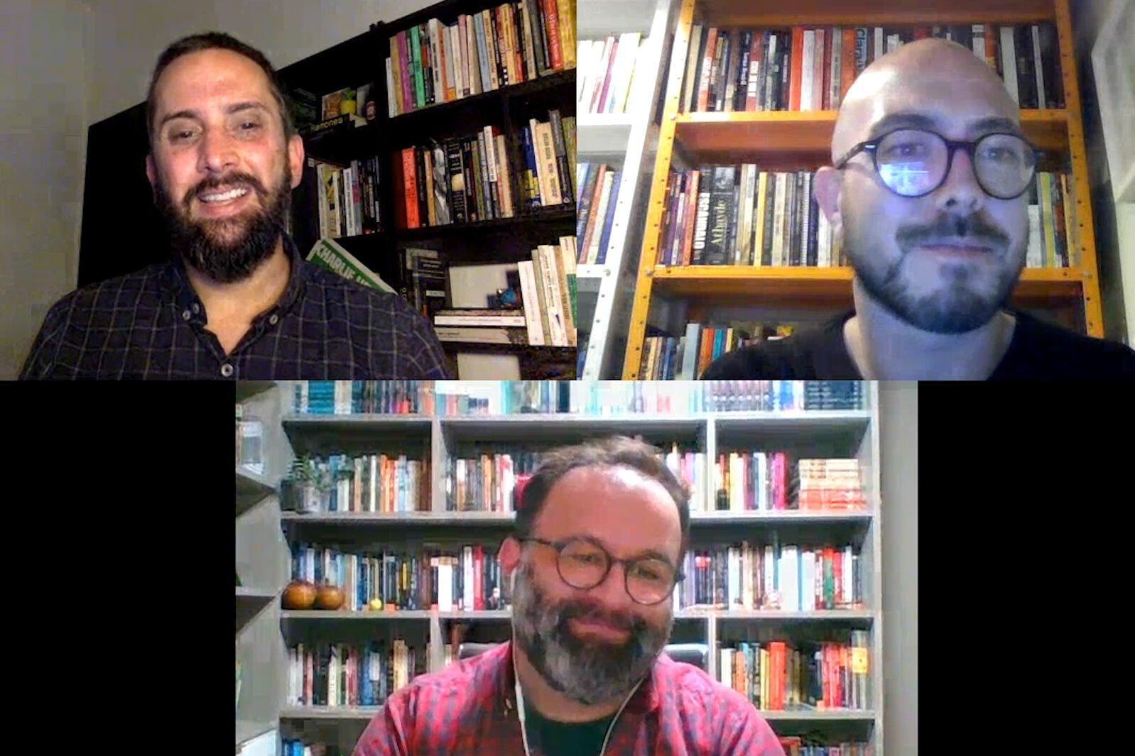 Imagem: Pesquisadores da UFJF discutem o fascismo no Brasil ontem e hoje