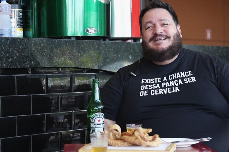 Imagem: Papo de Buteco: Marcos Churrascada fala de comida de botequim e churrasco em casa
