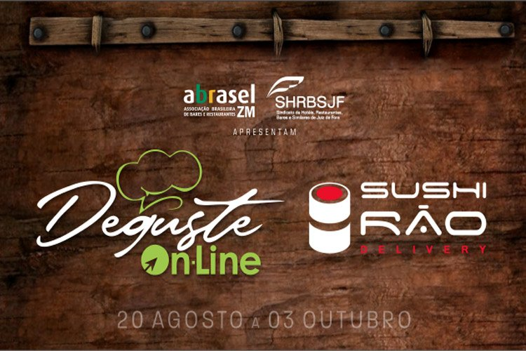 Imagem: Deguste JF Online – Sushi Rão