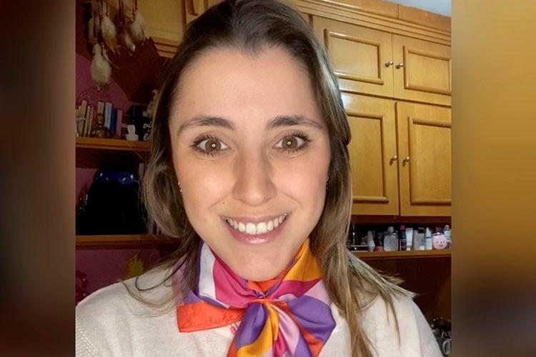 Imagem: Tá na Moda: amarrações de lenços