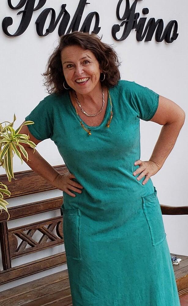 Naninha Monteiro Vianna, aniversariante de hoje