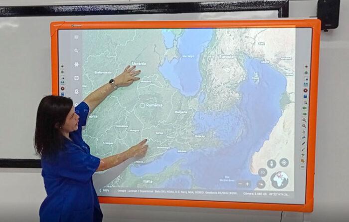 Rede de Ensino Conexão investe em salas temáticas