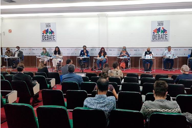 Imagem: Confira na íntegra o debate com os 11 candidatos à PJF