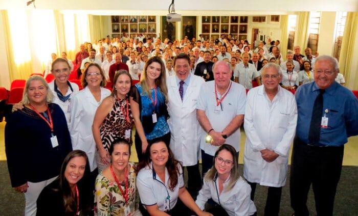 Santa Casa JF é destaque em gestão de qualidade em saúde