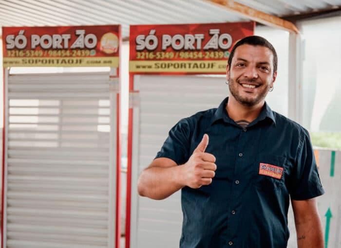 Conhecimento familiar de 31 anos eleva a segurança de portões em residências e empresas